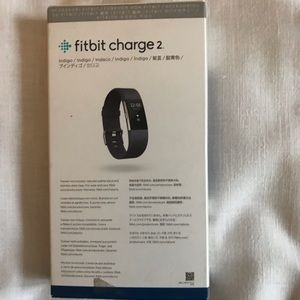 fitbit Other - New in Box FitBit Band 💫 Dark Gray/purple color